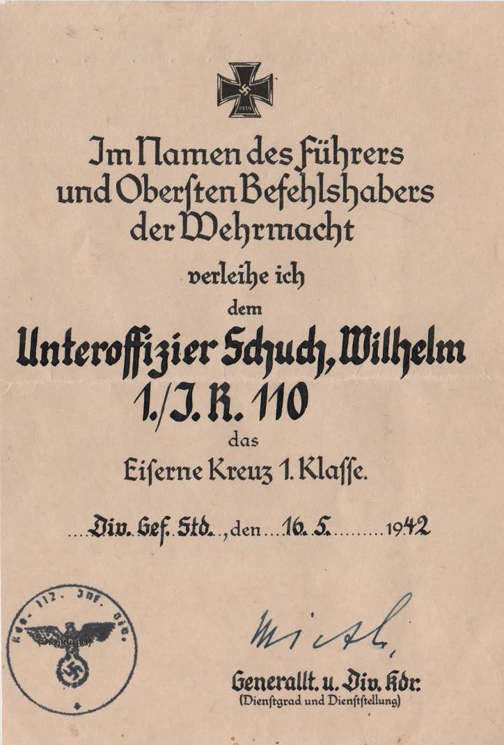 Urkundensammlung - Diplômes et citations .