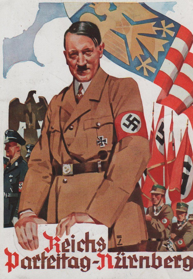 Cartes postales de propagandes - Propagandafeldposkarten