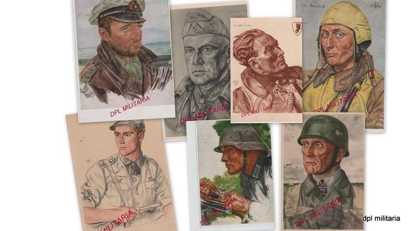 Wolfgang Willrich - Postkarten
