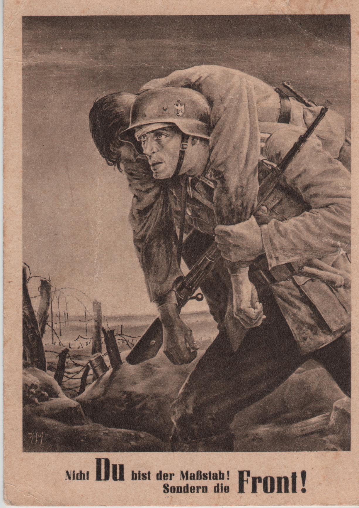 NSDAP - SA - SS - Polizei - Antisemitische Propaganda