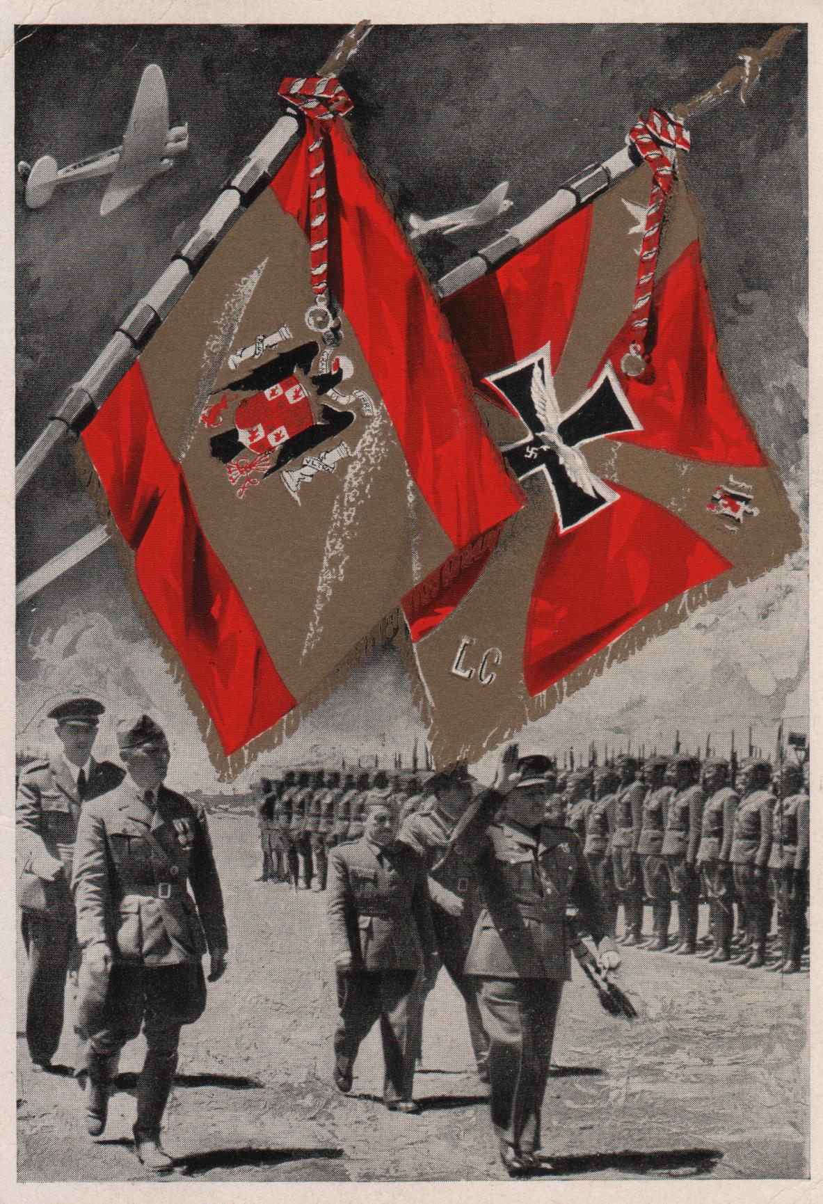 Unsere Patriotrischen Flaggen - Deutschen Patrioten